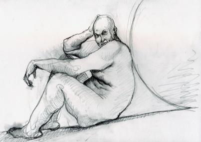 sisyphus resting